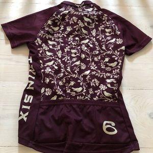 Twin Six Other - Twin Six short sleeve cycling jersey 3 4 zip f503da3f5